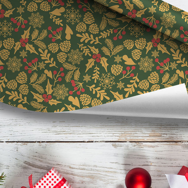 branded-christmas-wrapping-paper